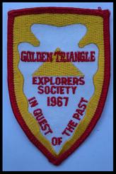 golden triangle explorers society 1967 i
