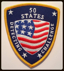 50 states detecting challence