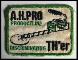 A.H. pro productline discriminating TH'e