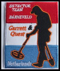 Detector team Barneveld (Garrett & Quest