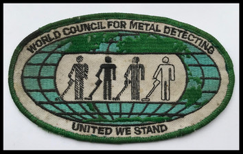 World council for metal detecting - unit