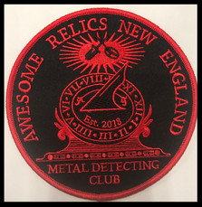 Awesome relics new England metal detecti