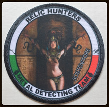 Relic Hunters - metal detecting team sostenitore