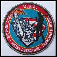 Relic hunting - metal detecting - treasu