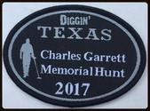 Diggin Texas Charles Garrett memorial hu