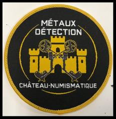 Metaux detection chateau - numismatique.