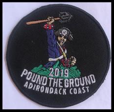 Pound the ground adironpack coast 2019.j