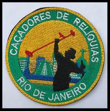 Cacadores de reliquias - Rio de Janeiro.