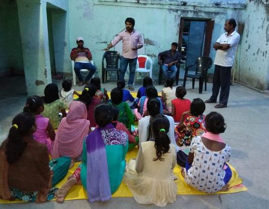 Community awareness of Human Trafficking