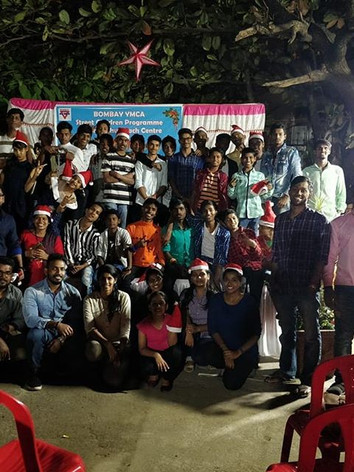 Calibration of X-Mas party with orphan c