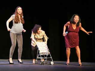 URBAN MOMFARE - NYC Fringe Festival