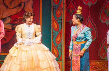 THE KING AND I (Lady Thiang) – Lyric Theatre of Oklahoma