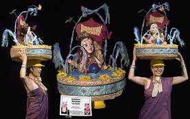 BOMBAY DREAMS (Kitty DeSousa) - Easter Bonnet Competition