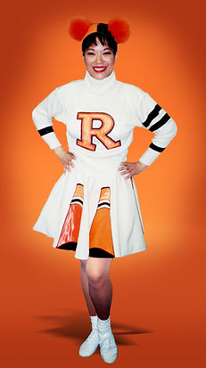 Christine Toy Johnson as Patty Simcox in the Broadway Revival of Grease!