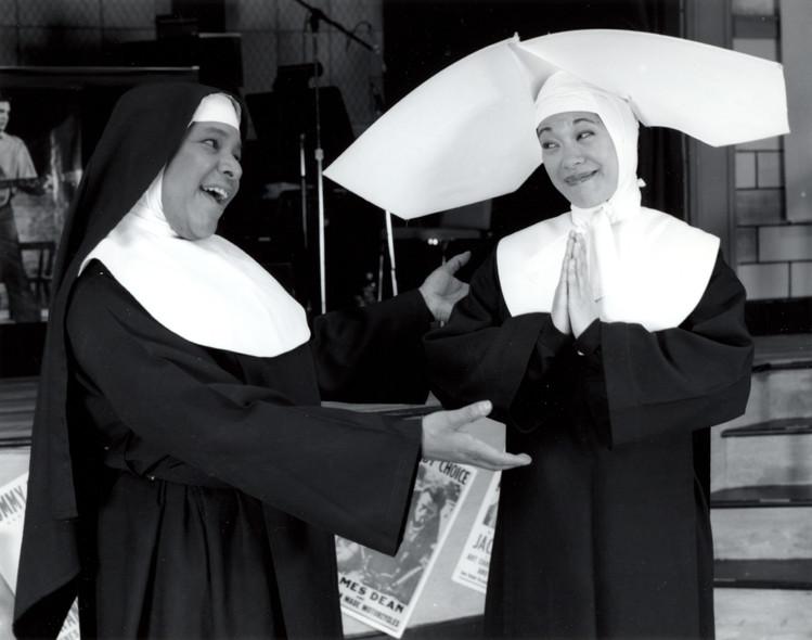 NUNSENSE (Sister Mat Leo) - A&E Television Version starring Rue McClanahan