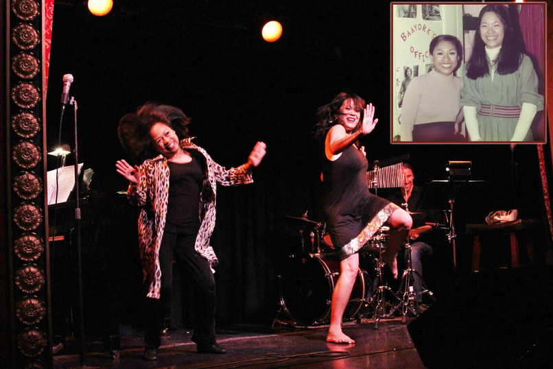 THREE VOICES CONCERT SERIES – Stage 72 (The Triad), NYC