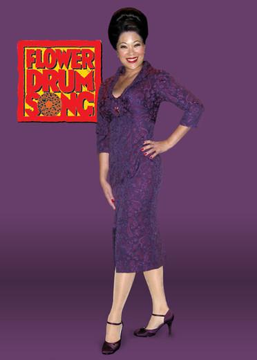 FLOWER DRUM SONG (Rita Liang) – 1st National Tour