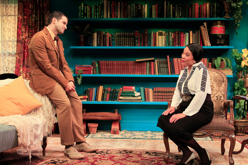 PHILIP GOES FORTH (Mrs. Randolph) – The Mint Theater Company's Off-Broadway Production