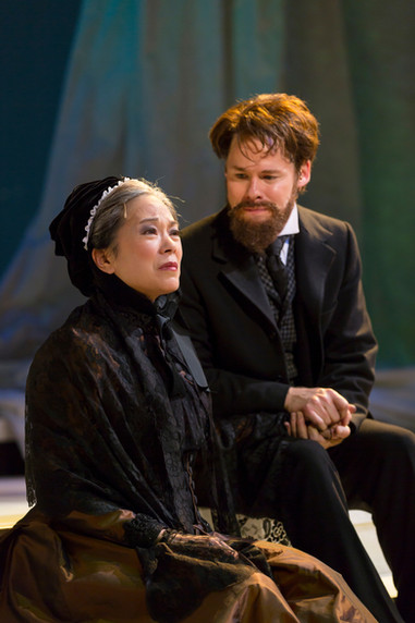 SUNDAY IN THE PARK WITH GEORGE (Old Lady/Blair Daniels)- Guthrie Theatre