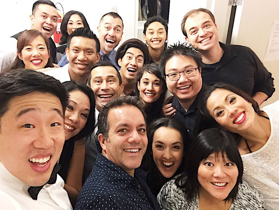 Changing The Stats: Asian Americans on Broadway