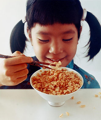 Tina Toy Rice Krispies advertisement