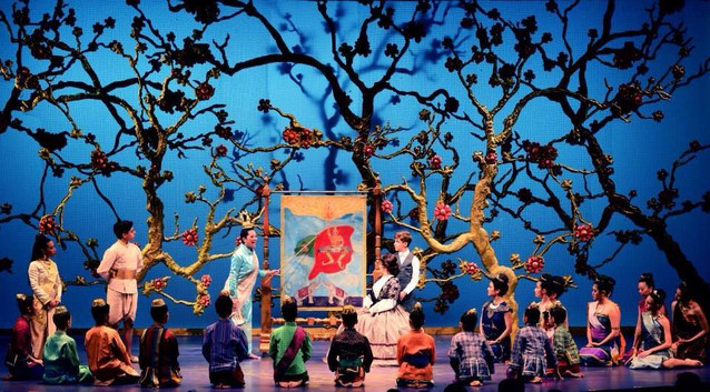 THE KING AND I (Lady Thiang) - Maltz Jupiter Theatre