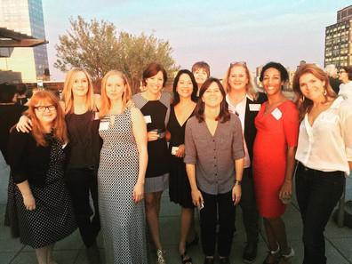 Meryl Streep/IRIS/NYWIFT Writers Lab fellowship winners