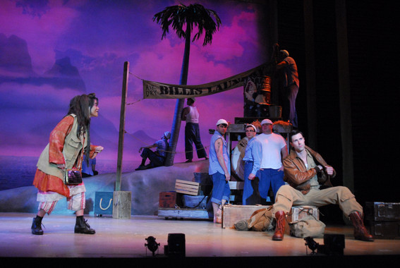 SOUTH PACIFIC (Bloody Mary) - Ogunquit Playhouse