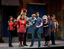 AVENUE Q (Christmas Eve) - Weston Playhouse