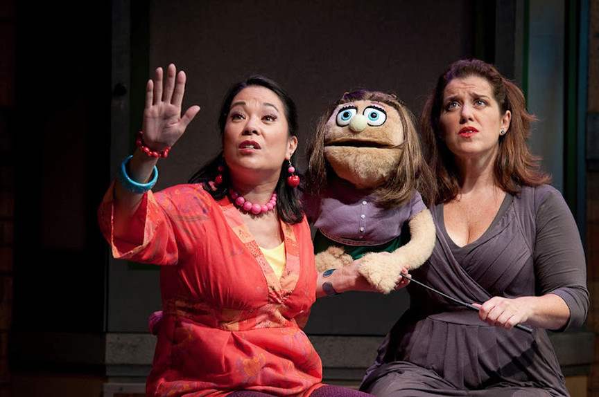Avenue Q Christmas Eve.Avenue Q Christmas Eve Weston Playhouse