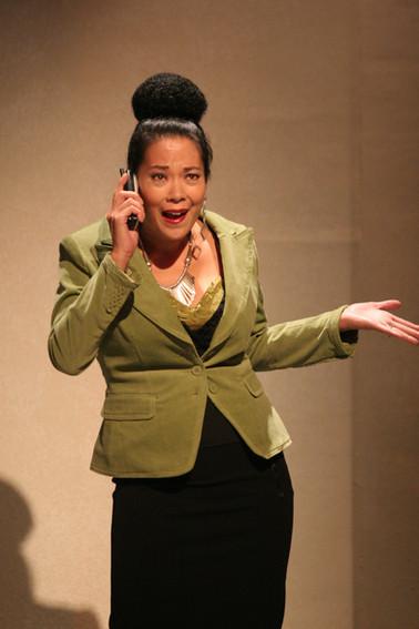 TOUGH TITTY (Dr. Li/Rashida) - Williamstown Theatre Festival