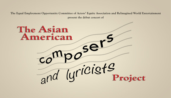Asian Americans Composers and Lyricists Project