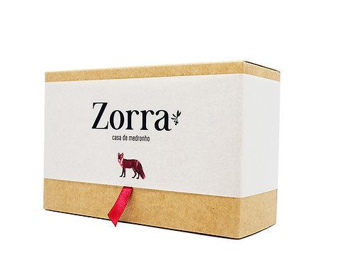 Caixa sabão + Saboneteira rectangular