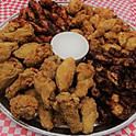 Mixed Chicken Platter