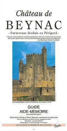 Château de Beynac, Forteresse féodale en Périgord