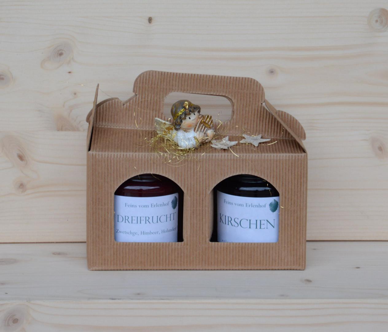 Geschenkbox-Fruchtaufstrich