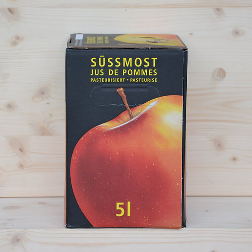 Süssmost 5.0l Bag in Box (inkl. Box)