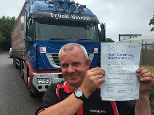 Neil passes his class 1