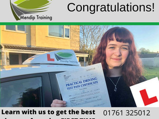 🔴 TEST PASS! 🔴  Josie Coles passed her driving test FIRST TIME!