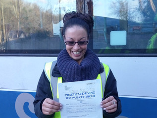 Passed the bus test!