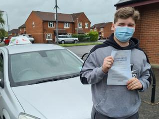 Saxon Passes car test FIRST TIME