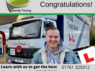 🔴 TEST PASS! 🔴  Dan Hellier took and passed his Class 2 test FIRST TIME!