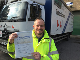 FIRST TIME PASS for Lee Courtenay