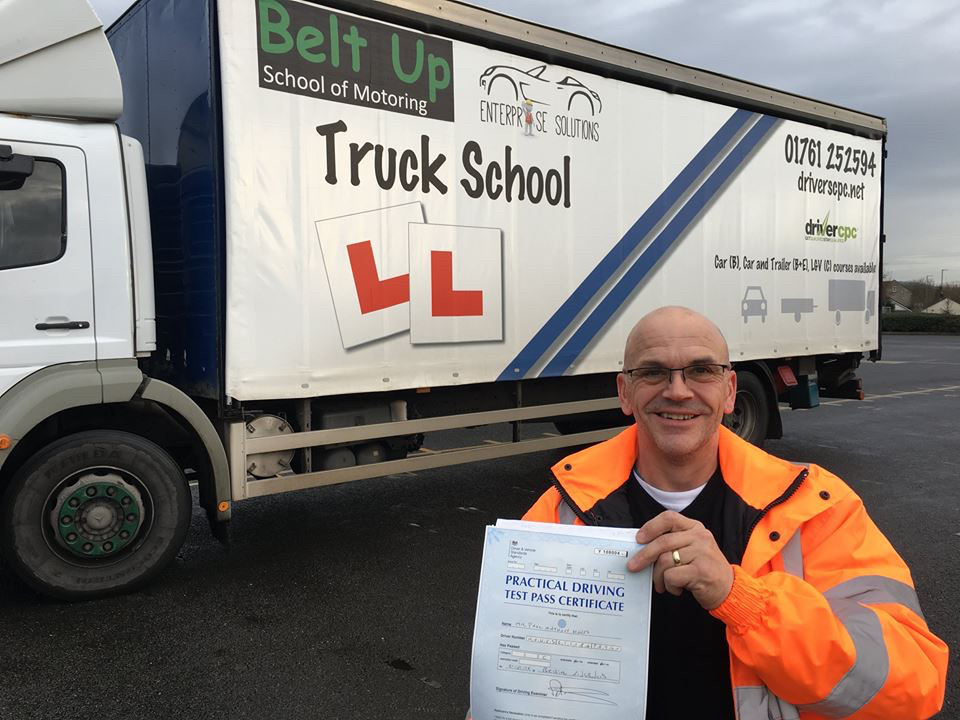 FIRST TIME pass for Paul