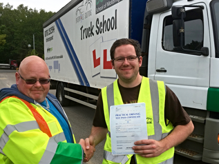 From Baker to HGV Driver