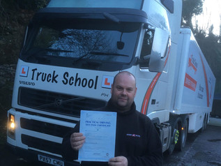 FIRST TIME artic test pass