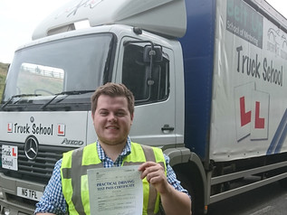 FIRST TIME Double whammy test pass