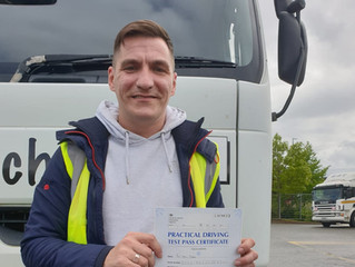 FIRST TIME pass for Paul Goodier
