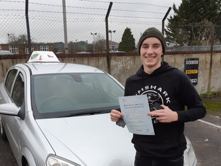 A FIRST TIME pass for Ed Curtis