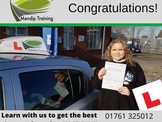 🔴 TEST PASS! 🔴  Kaitlin Ellis passed her driving test FIRST TIME!